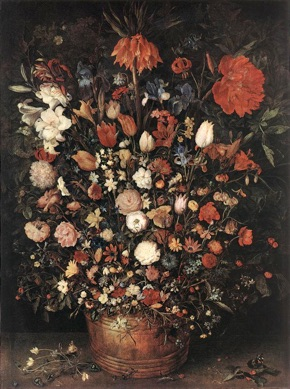 Jan Brueghel the Elder, The Great Bouquet, 1607